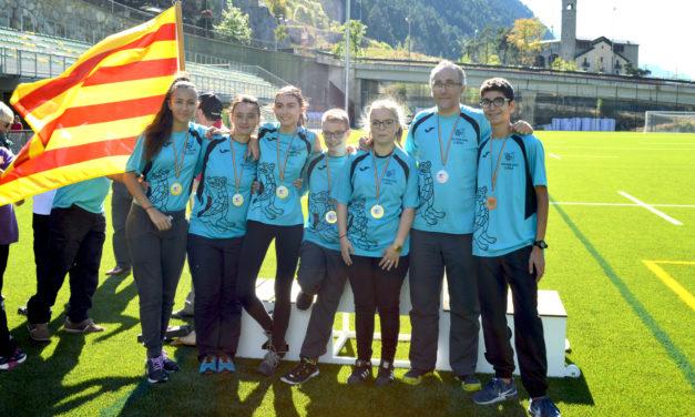 7 medalles a l'Internacional d'Andorra