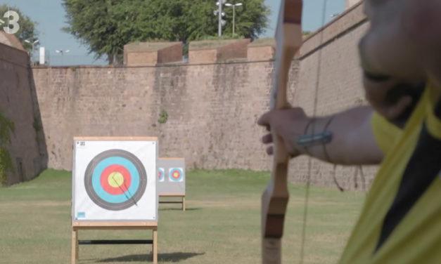 El tir amb arc a L'Ofici de Viure de TV3